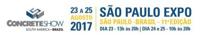11ª Concrete Show South America