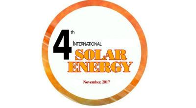 4th International Exhibition Solar Energy And Related Industries