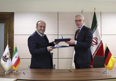 امضای تفاهمنامه ۱ میلیارد یورویی با شرکت مس المانی همزمان با ورود وزیر خارجه آلمان به ایران
