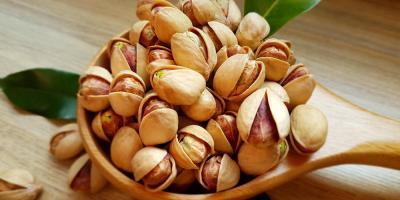 As exportações de pistache excedem US$ 677 milhões em 9 meses