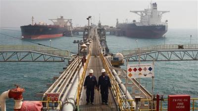 As vendas de petróleo do Irã de agosto para a Ásia ascensão.