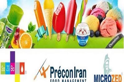 Empresa iraniana entre as 10 maiores marcas de sorvetes