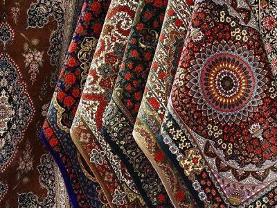 As exportações de tapetes tecidos à mão do Irã saltam 3,7% em 4 meses