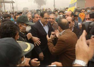 Health minister: Scientific approach needed to tackle Ahvaz air pollution