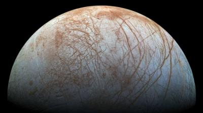 Life may be found under frozen surface of Jupiter's moon: NASA
