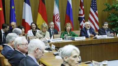 Iran, P5+1 hold 3rd day of nuclear talks in Vienna