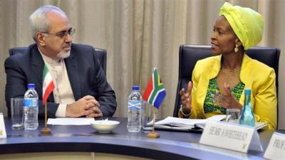 África do Sul prepara para reviver os laços Irã