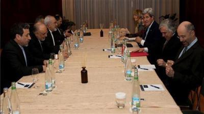 Ministros das Relações Exteriores do Irã adjuntos, as autoridades americanas lançar N conversações