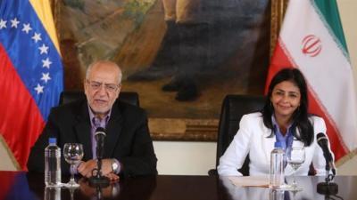 Irã dá Venezuela 500 milhões dólares linha de crédito