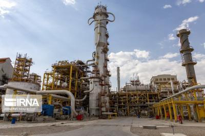 'A refinaria de gás Bidboland desempenha um papel significativo na indústria de energia iraniana'