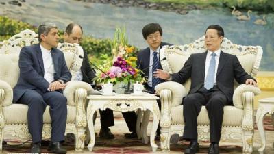Irã, China concordam em expandir os laços comerciais