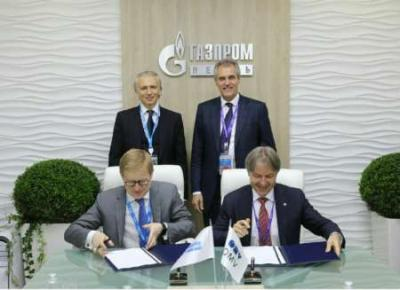 Gazprom Neft, OMV to cooperate for development of Iran projects