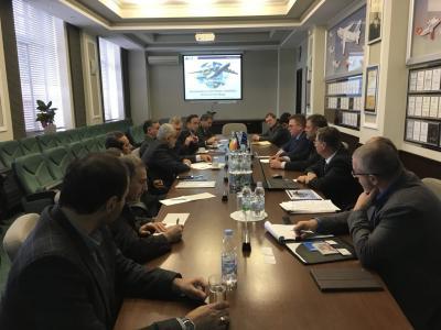 Irã e Ucrânia consideram a cooperação nas indústrias aéreas
