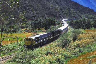 Exportação via ferrovia cresce 55%