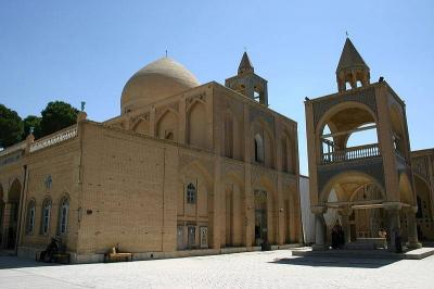 Come with us to Iran - 23 - province of Isfahan - Vank church