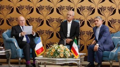 França pedirá aos bancos que cooperem com o Irã
