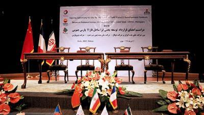O acordo da Total revela interesse da Europa no Irã