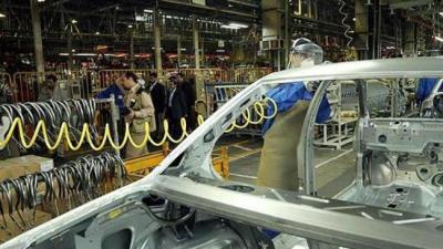 Fabricantes de automóveis de 6 países esperam para entrar no mercado iraniano