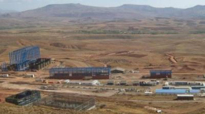 Iran inaugurates ME's biggest gold-processing plant