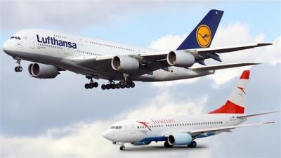 A companhia aérea alemã, Lufthansa e a companhia aérea, Austríaca vai aumentar seus voos para Irã.