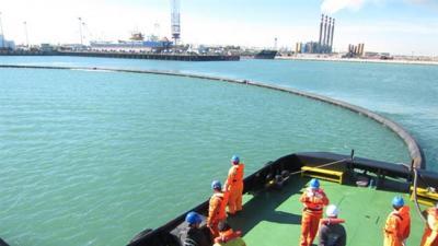 Irã desenvolve porta Cáspio para os navios petroleiros