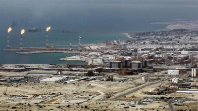 Irã a retomar projetos de GNL abandonados