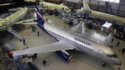 Rússia diz em negociações para vendas Superjet para o Irã