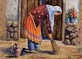 Khaneh-tekani: Primavera aparecendo em casas iranianas