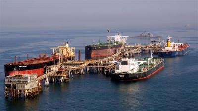 As vendas de petróleo do Irã saltam à frente do alívio das sanções