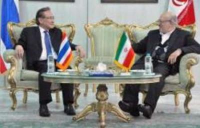 Setores privados Iraniano e Tailandês assinam 3 acordos de cooperação