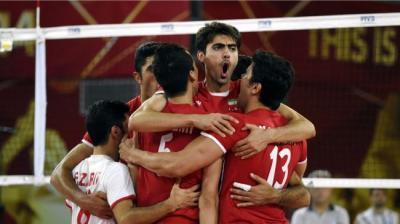 Esquadrão vôlei Irã extremamente melhora classificação mundo