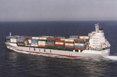 Linhas marítimas da República Islâmica do Irã sobe para 21º lugar no Top ranking da Alphaliner 100