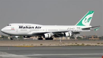 Primeiro avião pousa do Irã no Iêmen