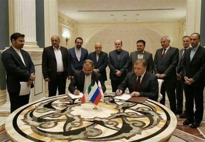 Iran's NIOC, Russia's Lukoil Sign Major Oil Deals