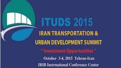 Conferência Internacional sobre Oportunidades de Investimento em Transporte, Habitação e Desenvolvimento Urbano,3-4 outubro 2015,Teerã,Irã.