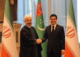Iran, Turkmenistan firm to activate Oman Sea-Central Asia corridor