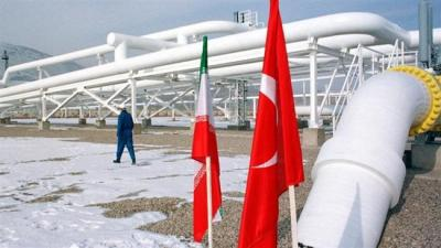Turquia ansioso para comprar mais gás do Irã