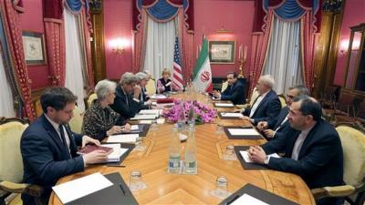 Iran nuclear negotiators leave Tehran for Lausanne