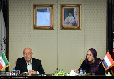 Iran, Netherlands sign MOU on energy project