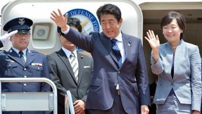 Primeiro-Ministro do Japão visita o Irã em agosto 2016
