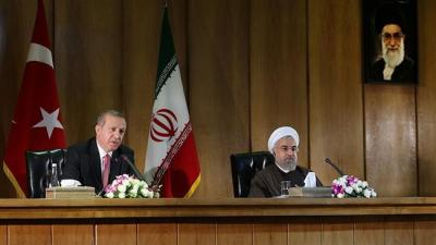 Tehran, Ankara pen business agreement