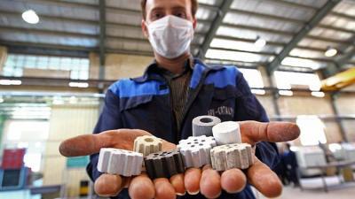 Irã indigenizado know-how para produzir catalisadores petroquímicos