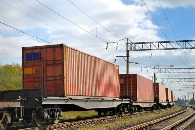 Annual railway freight transport reaches 40.4m tons