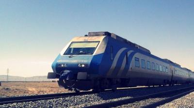 Irã-Turquemenistão-Cazaquistão ferroviária para abrir 03 de dezembro