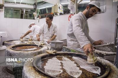 Reshte-Khoshkar: um biscoito gostoso para o Ramadã