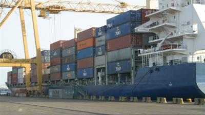 O porto do Bandar Abbas ocupa o primeiro lugar em trânsito de mercadorias no Irã