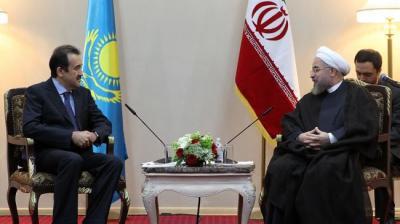 Irã resoluto em laços reforçados com o Cazaquistão: Rouhani