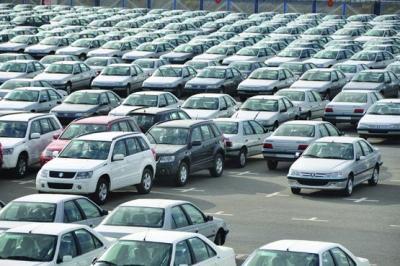 Exportações de automóveis anuais do Irã subir 190%