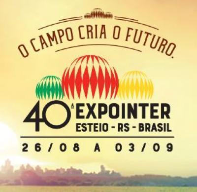 40ª Exposição Internacional de Animais, Máquinas, Implementos e Produtos Agropecuários