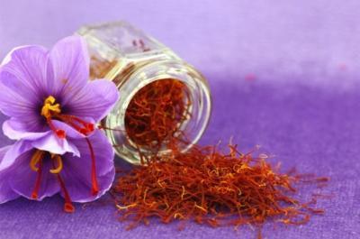 Saffron exports rise 35%